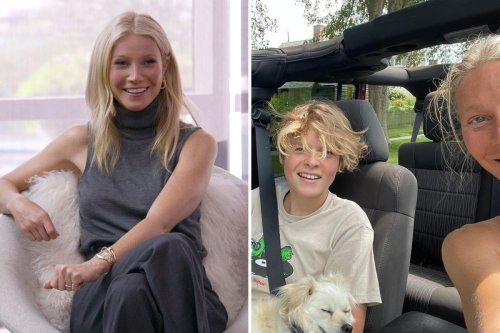 Gwyneth Paltrow reveals son Moses, is 'proud' mom sells vibrators and sex toys