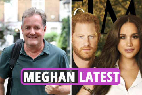 Meghan Markle 'power of the family' as Piers Morgan mocks Time Mag cover