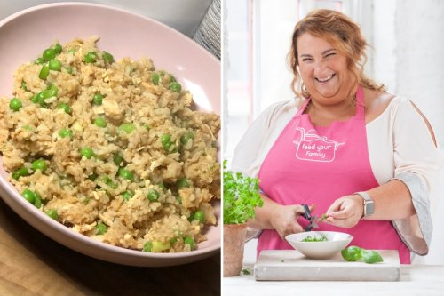 Thrifty mum reveals how she feeds family for just £20-a-week & that's ALL meals