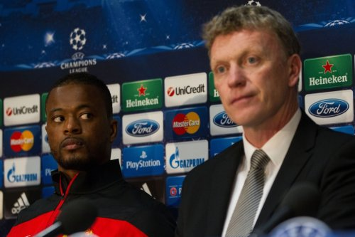 Evra knew David Moyes was doomed to fail at Man Utd after FIRST team meeting