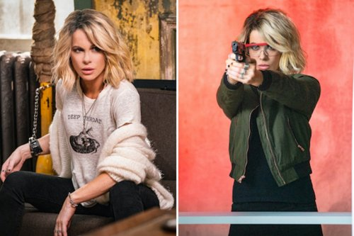Kate Beckinsale transforms into killer blonde out for revenge in new movie