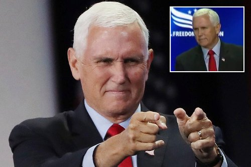 Ex-VP gets BOOED at conservative event where crowd appears to chant 'traitor'