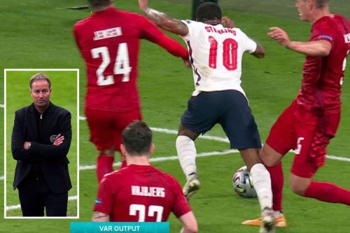 Denmark boss slams pen decision as Southgate admits confusion over second ball