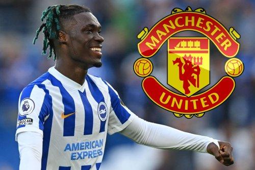 Man Utd transfer target Yves Bissouma claims he is the best midfielder in Prem