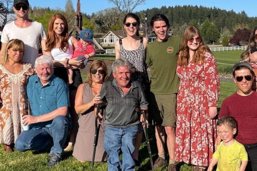Little People's Matt Roloff hosts reunion with entire family despite feud