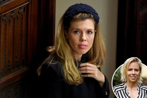 Rabid Tory-haters mocking Carrie Symonds and Boris Johnson's tot need to #bekind