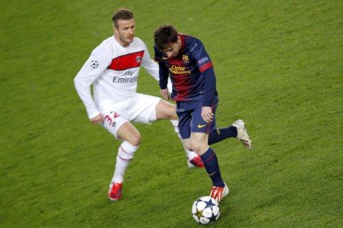 How Lionel Messi embarrassed David Beckham into retirement during PSG clash vs Barcelona