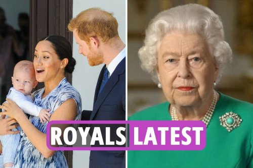 Queen 'NEVER had Lilibet video call despite Harry & Meghan pals saying she did'
