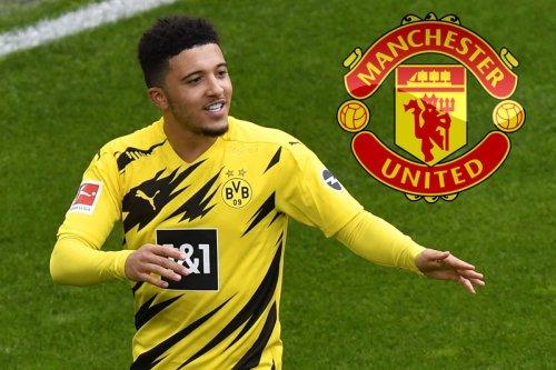 Man Utd 'want £78m Sancho deal before Euro 2020' and Dortmund won't block it