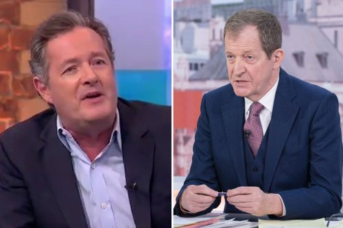 Piers Morgan issues savage putdown for new GMB host Alastair Campbell