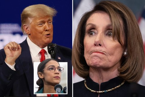 "Pelosi told to 'retire grandma' after 'ripping AOC ""squad"" and Trump' in new book"