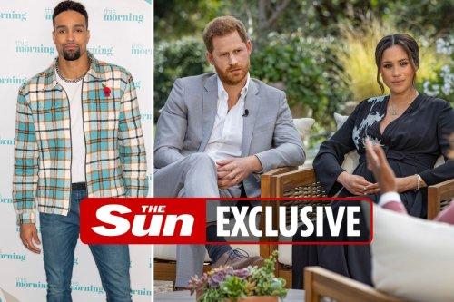 Ashley Banjo says Meghan Markle and Prince Harry will heal Royal rift