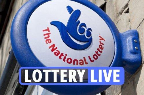 Live EuroMillions updates as £184m jackpot winner will be richer than Adele