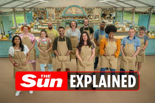 The FULL line-up of Great British Bake Off 2021 contestants