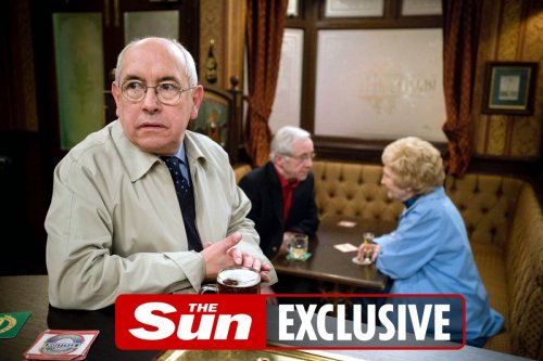 Coronation Street's Norris killed off after actor Malcolm Hebden quits the soap