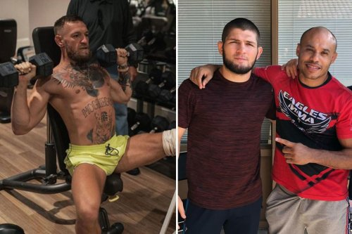Conor McGregor told to 'work on his life' by Khabib's agent after father tweet