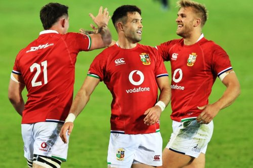 Warren Gatland makes three changes as Lions look to win the South Africa series