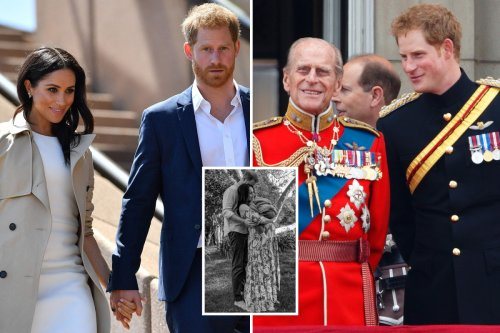Meghan & Harry predicted to be naming their daughter after Prince Philip