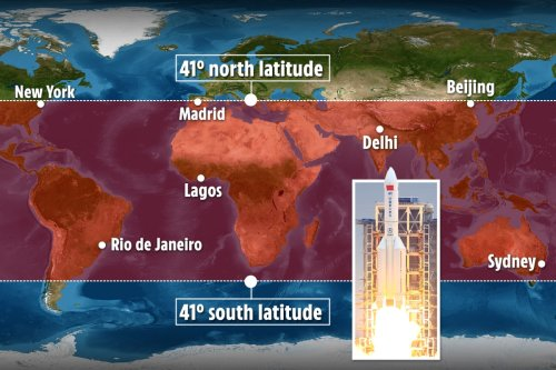 Out-of-control Chinese rocket will hit Earth on Saturday, Pentagon reveals