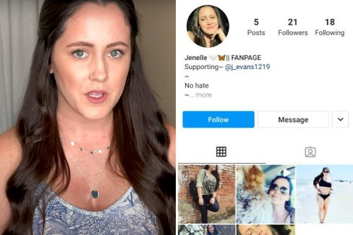 Teen Mom Jenelle accused of creating multiple 'fake' fan accounts of herself