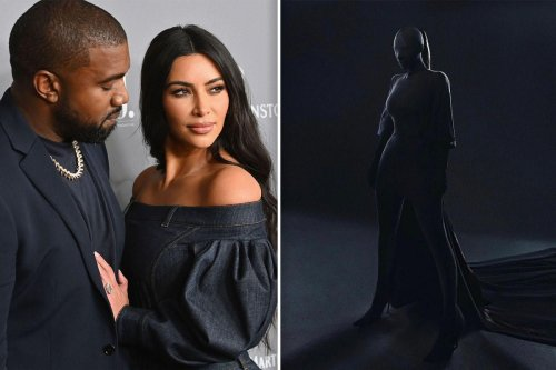 Kanye West fans think he's back with Kim Kardashian as he posts photos of her