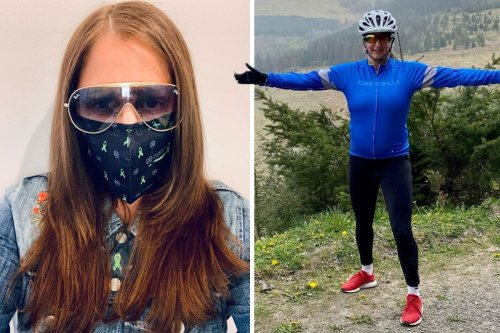 Honey G shows off huge weight loss and new hair extensions five years after X Factor