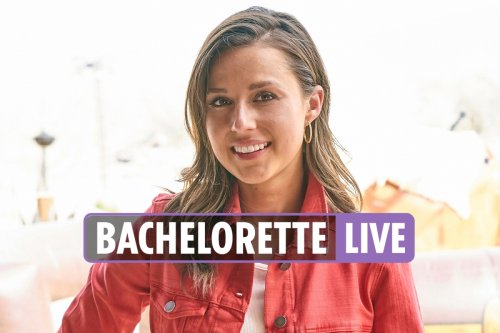 Bachelorette LIVE - Blake, Justin and Greg's families meet Katie during date