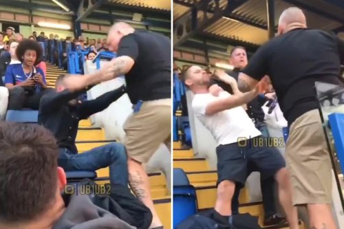 """Spurs fan 'attacked after shouting """"Come on Spurs"""" in Chelsea end' during friendly"""