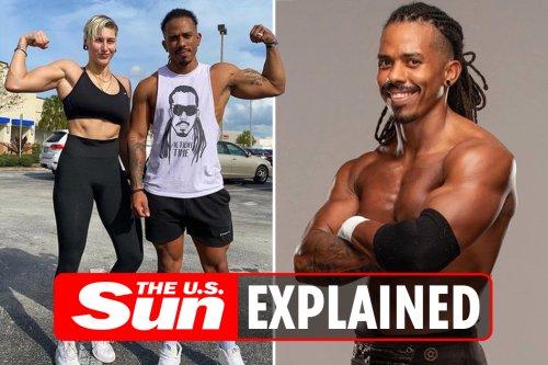 Who is WWE star Rhea Ripley's boyfriend Demetri ACTION Jackson?