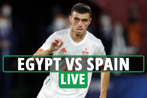 Egypt vs Spain FREE: Live stream, TV channel, kick-off time and team news