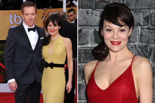 Lewis pays tribute to wife Helen McCrory's 'love of life' after her death