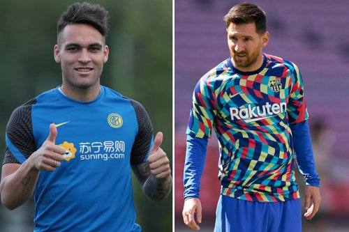Martinez claims he was on verge of Barcelona transfer after talks with Messi