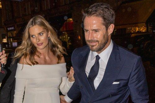 Inside Jamie Redknapp's lavish wedding reception at celebrity haunt Scott's
