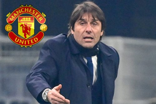 Conte 'is interested in taking Man Utd job' but only if he's backed to win UCL