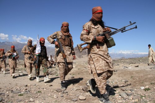 Taliban seize key district near Kabul in bloodbath before US Army even leaves