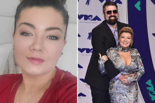 Amber Portwood reveals she's starting a 'diet' after ex is 'seen on dating app'