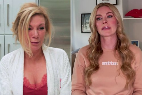 RHONY's Ramona slammed for 'fake crying' after Leah's grandma passed away