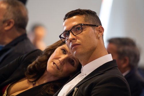 Ronaldo's mum says he will play til he's FORTY & has made mind up on management