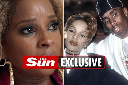 Mary J Blige film My Life reveals drug addiction fuelled by fame & child abuse