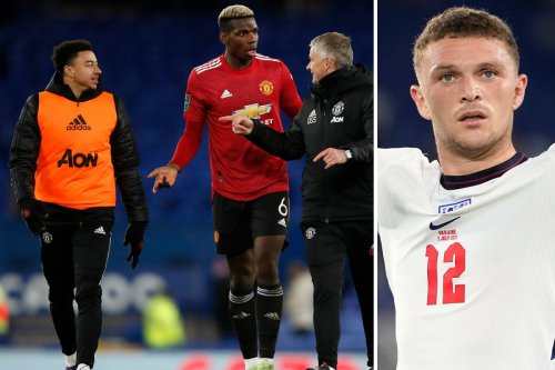 Man Utd 'still want Trippier but face selling Pogba or Lingard to fund transfer'