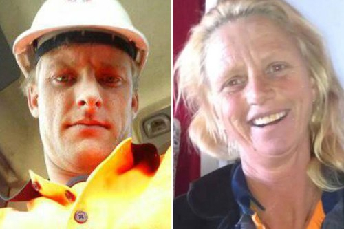 Trucker, 34, killed stranger who offered favour & moved into her home