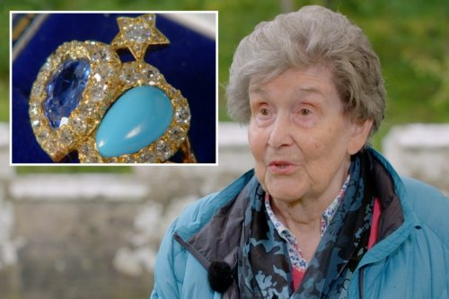 Antiques Roadshow guest reveals heart-breaking truth about 'royal' ring