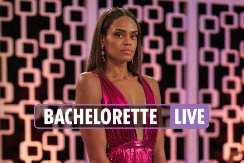 Bachelorette latest updates - Jamie cries & Joe shows off basketball skills