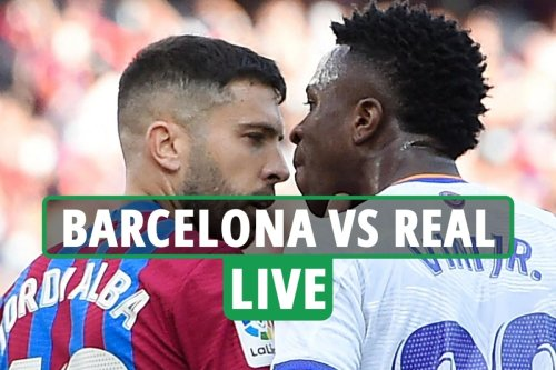 Barcelona vs Real Madrid: Live stream, TV channel, team news and kick-off time