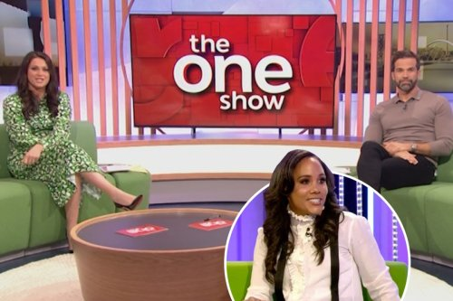Alex Scott's future on The One Show revealed after she was forced to pull out over mystery sickness