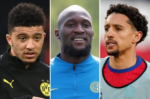 Chelsea 'line up triple transfer swoop for Sancho, Lukaku and Marquinhos'
