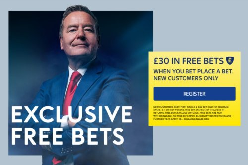 Sky Bet: Get £30 in free bets when you place ANY bet