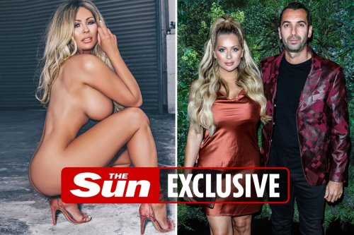 Nicola McLean's husband has to order takeaways for her due to crippling anxiety as she admits 'I'm not good with life'