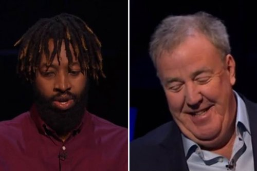 Jeremy Clarkson shocks Millionaire contestant as he tells them to 'go home'