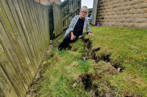 Couple who bought dream home left with £88k bill to stop garden collapsing